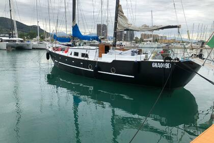 Hire Sailboat Ketch Ketch oceanico Salerno