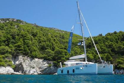 Location Catamaran LAGOON 400 Chalcidique