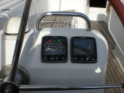 Beneteau Cyclades 50.5 in Achillio for hire