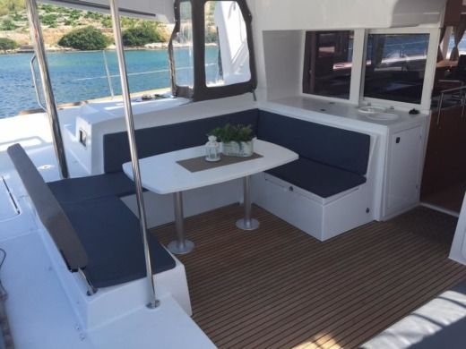 Lagoon 450 in Primošten for hire