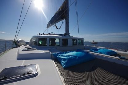 Location Catamaran Lagoon Lagoon 440 Cannes