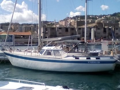 Rental Sailboat Nautor Swan Ds Genoa