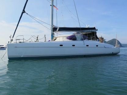 Location Catamaran Fountaine Pajot Bahia 46 Province de Cienfuegos