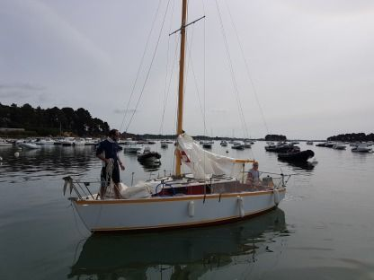 Rental Sailboat Stephan Mousquetaire Classique Arradon