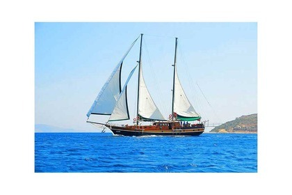 Hire Sailing yacht Gulet Ketch - Deluxe Marmaris