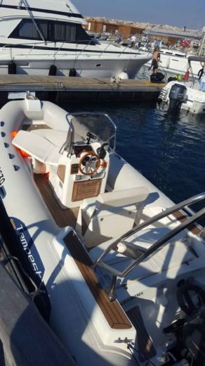 CAPELLI Tempest 630 in Marseille for hire