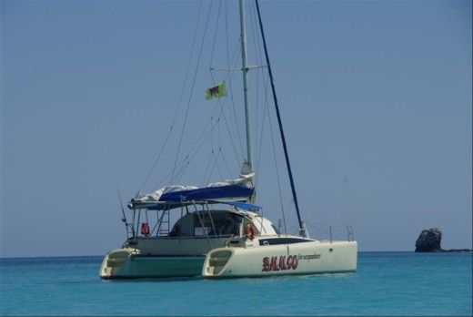 Fountaine Pajot Antigua en Nosy-Be