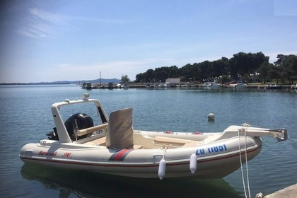 Rental RIB BARRACUDA 5.90 Zadar