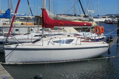 Rental Sailboat NORTHMAN Maxus 22 Marseillan