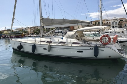 Charter Sailboat BAVARIA 51 Ibiza
