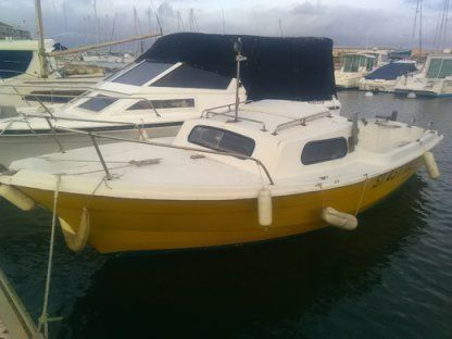 Rental Motorboat Cnm Sir 580 Valras-Plage
