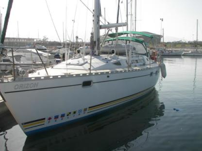 Rental Sailboat Kirie - Feeling 486 Hyères