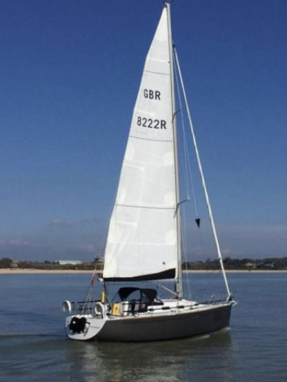 Rental Sailboat Beneteau First 36.7 Gosport