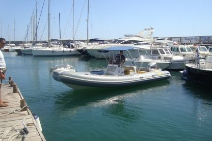 Rental RIB Sacs 750 Terracina