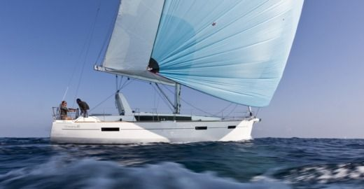 Beneteau Oceanis 41 in Athens for hire