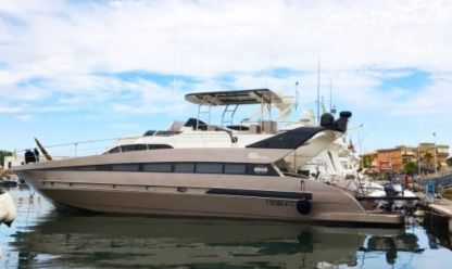Rental Motorboat Conam 62 Wide Body Terracina