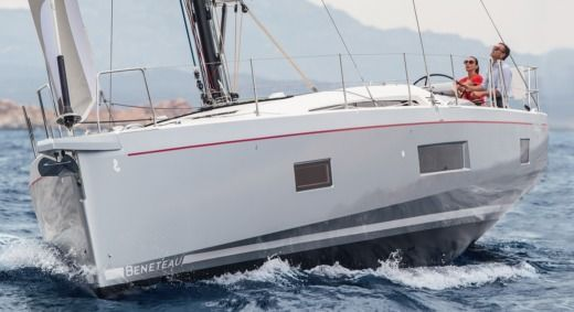 Sailboat Beneteau Oceanis 51.1 for hire