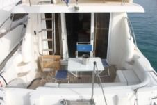 Rental Motorboat Princess 360 Kyllini