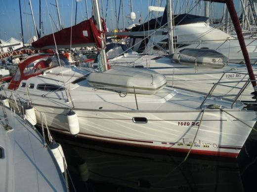 Alliaura Marine Feeling 36 in Biograd na Moru