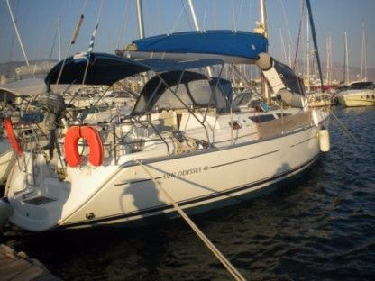 Location Voilier Jeanneau Sun Odyssey 40 Lavrion