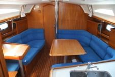 Sailboat Jeanneau Sun Odyssey 37 for hire