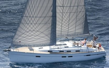 Rental Sailboat Bavaria 45 Cruiser - Blanes Blanes