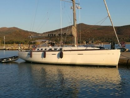 Location Voilier Beneteau First 47.7 Rosignano Solvay