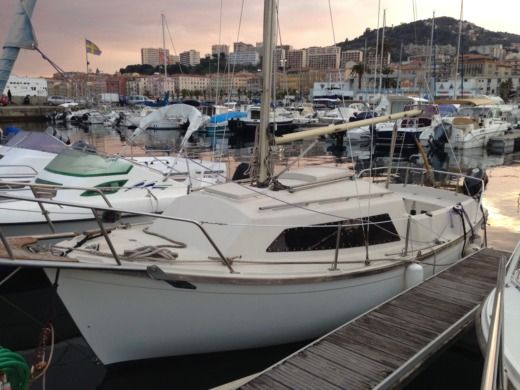 Beneteau Forban Mk 2 in Ajaccio for hire