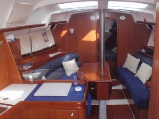 Sailboat BENETEAU OCEANIS 343 peer-to-peer