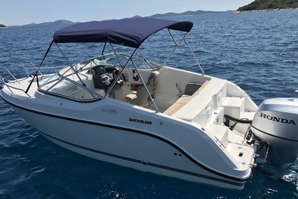 Charter Motorboat QUICKSILVER 555 Open Makarska