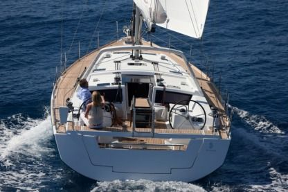 Rental Sailboat Beneteau Oceanis 48 San Francisco
