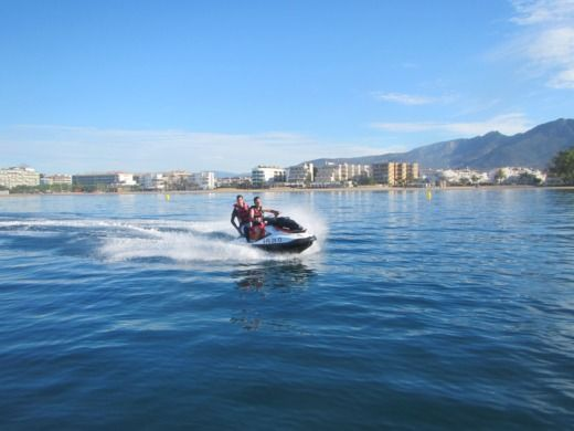 Jet-ski Bombardier Sea Doo Gti 130 entre particuliers