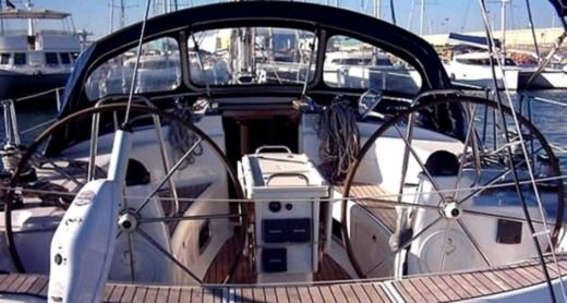 Sailboat Bavaria 44 peer-to-peer
