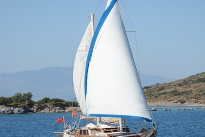 Hire Sailboat Traditional Gulet Tifil Bodrum