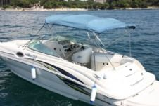 Charter Motorboat Sea Ray 240 Poreč