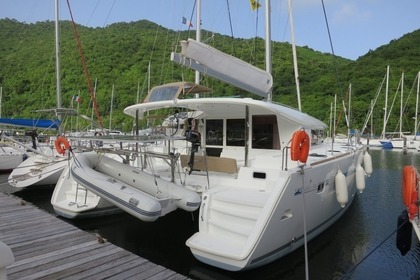 Rental Catamaran LAGOON 400 Martinique