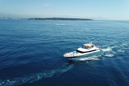 Rental Motor yacht Aegean Builders Custom Cannes