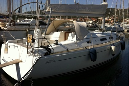 Rental Sailboat HANSE 370 Fezzano