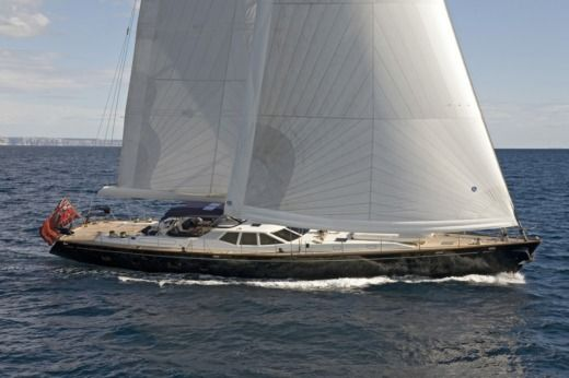 Voilier Superyacht MARGARET ANN Custom Build à louer