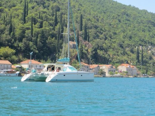 Dufour Nautitech 39,5 Pro in Dubrovnik for hire