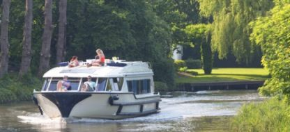 Charter Houseboat Peniche Vision 3 Carrick-On-Shannon