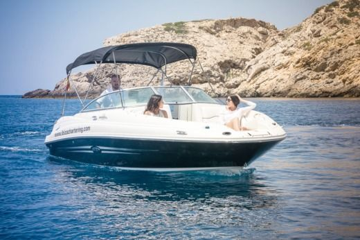 Lancha Sea Ray 220 Sundeck