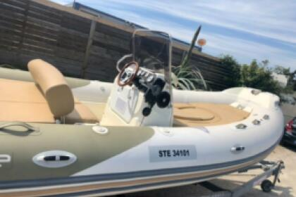 Rental RIB Zodiac Medline 650 Carnon