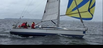 Rental Sailboat X-Yachts X119 Deauville