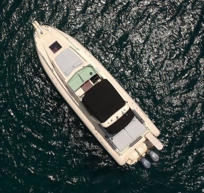 Rental Motorboat Oceanic Alegria 39Ft (Reb. 2017) Athens