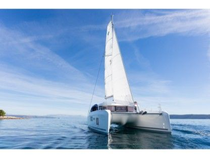 Rental Catamaran Lagoon 42 Bright Sky Trogir