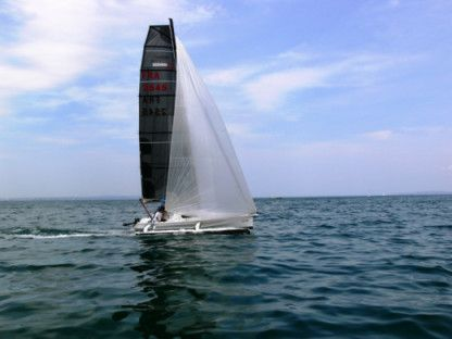 Location Catamaran Tricat 25 Le Crotoy