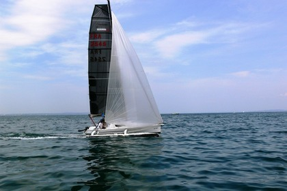 Charter Sailboat TRICAT 25 Le Crotoy
