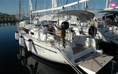 Charter Sailboat Bavaria 33 Cruiser Portisco
