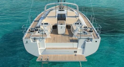 Beneteau Oceanis 51.1 in Seget Donji for rental